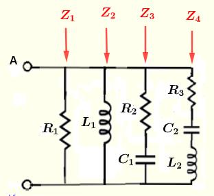 parallel impedances example