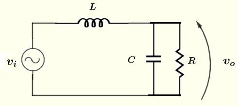 L C R circuit in Problem 2
