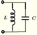 impedances of LC in parallel